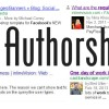 Got (Google) Authorship?