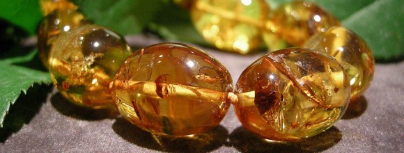 Amber Jewelry by Goldschmiede Stoll