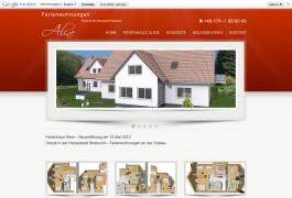 Ferienwohnungen (Vacation Rentals) Aline: Stralsund, Germany
