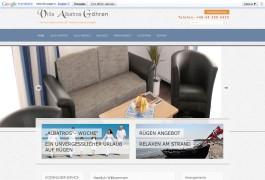 Villa Albatros Göhren, Germany: Komfort-Apartments (Vacation Rentals) mit Hotelservice auf Rügen