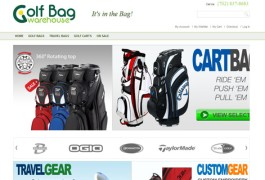 Golf Bag Warehouse