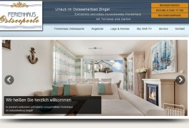 Luxus Ferienhaus / Luxury Vacation Villa Ostseeperle Zingst  – Germany