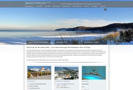 Binzer Perlen – Luxury Vacation Rentals with Ocean View – Binz, Germany
