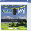 Golf Bag Warehouse: Facebook Contest / Fangate (Mobile Ready)