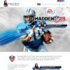 Danielle Bellini, Sideline Reporter for EA Sports' Madden NFL 25