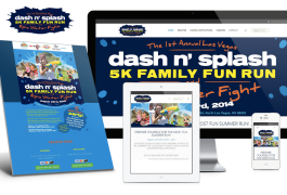 Las Vegas Dash'n'Splash 5 K Fun Run