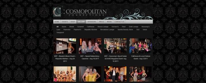 Cosmopolitan Connections
