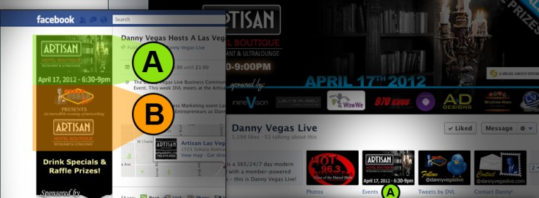 Creating Graphics for Facebook Timeline Events