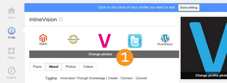 The New Google+ Profile Banner Image Size