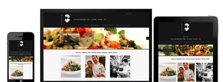 Chef Kas / Discover Awesome / Custom Cuisine