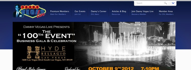 Danny Vegas Live