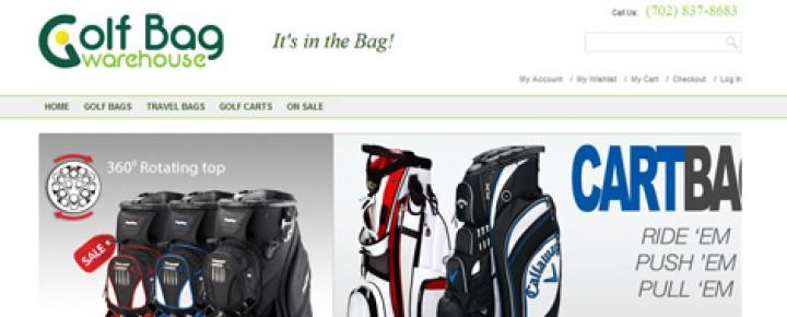 Golf Bag Warehouse