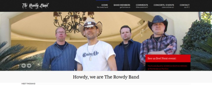 The Rowdy Band