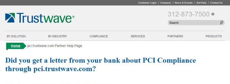 PCI Compliance: Protecting the Customer's Credit Card Information is Your Responsibility