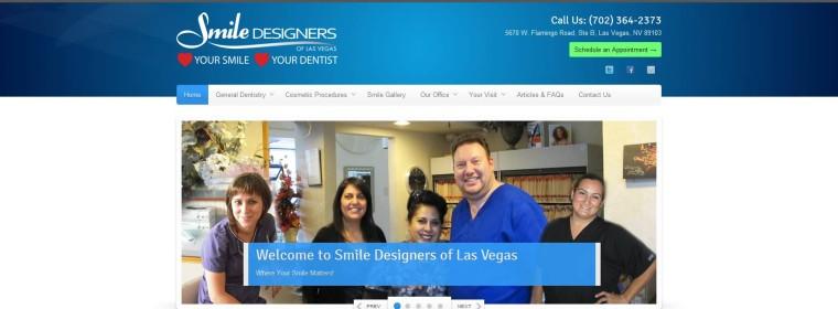 Smile Designers of Las Vegas – Dr. Michael Duboff, DMD