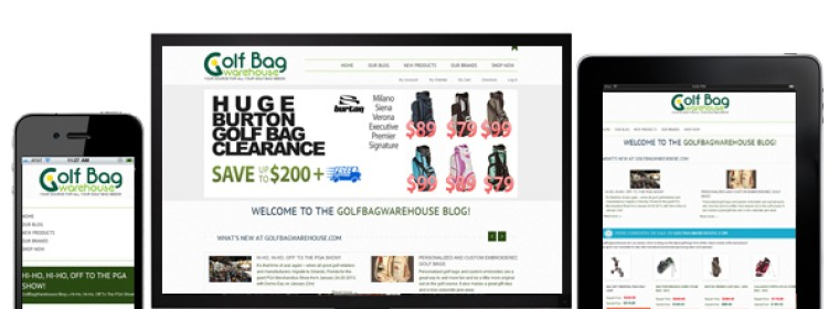 GolfBagWarehouse Blog