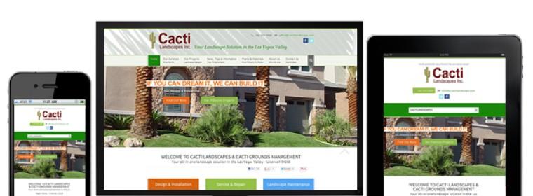 Cacti Landscapes Inc