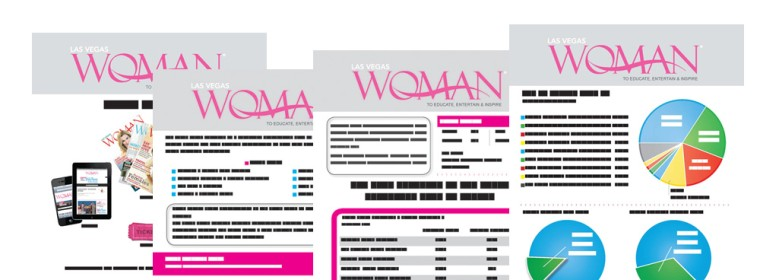 Las Vegas Woman Magazine: Media Kit