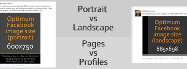Choosing the best image size for facebook photo posts