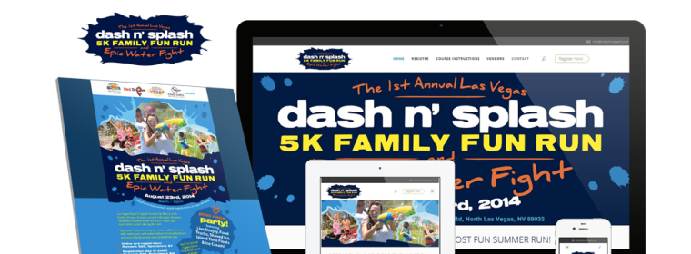 Las Vegas Dash'n'Splash 5 K Fun Run