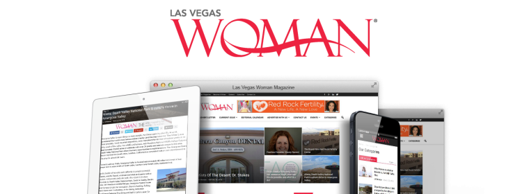 Las Vegas Woman Magazine – 2015