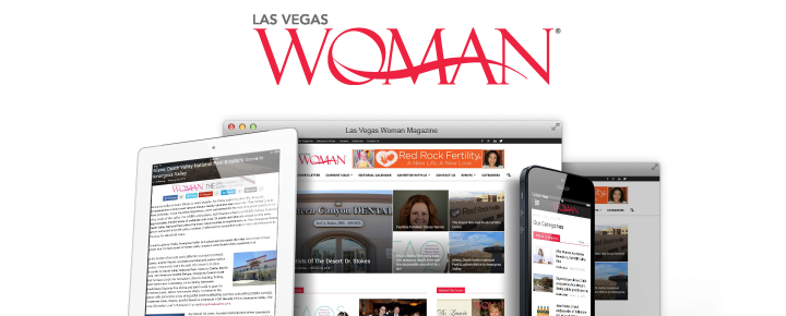 Las Vegas Woman Magazine – 2015