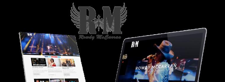 Rowdy McCarran – Country Music Artist