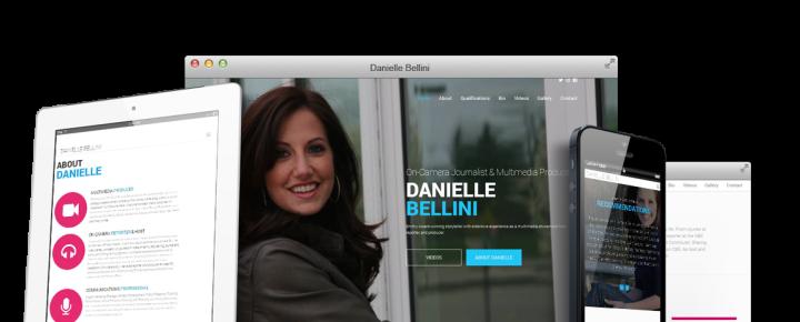 Danielle Bellini: On-Camera Journalist & Multimedia Producer (2017)
