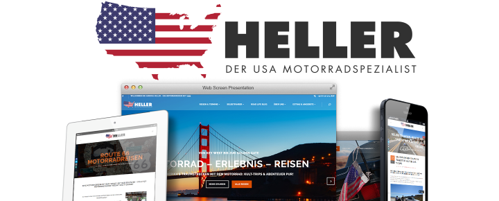 Amerika Heller – USA Motorradreisen (Motorcycle Tours) – Germany/USA