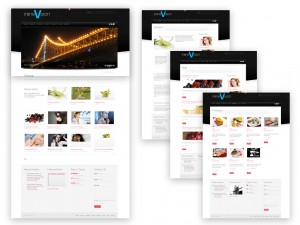 Diamante - Ultimate WordPress Website