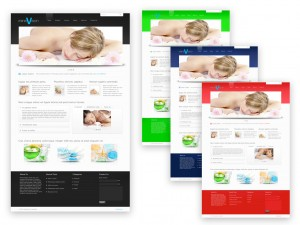 Diametric - Premium WordPress Website Design
