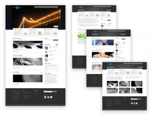 Magnetic - Premium WordPress Website