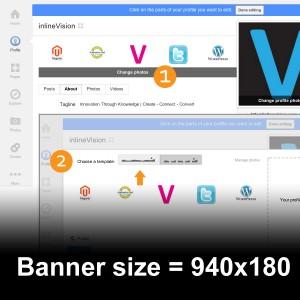google plus profile banner size