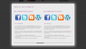LVWE Custom Scrolling Content - Las Vegas Woman's Expo