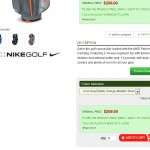Golfbagwarehouse (Magento)  Add To Cart