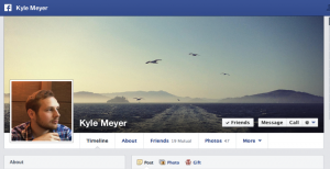 new Kyle Meyer profile