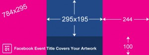 Facebook events banner template 784x295