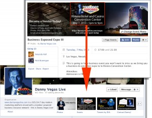 new facebook event banner size example