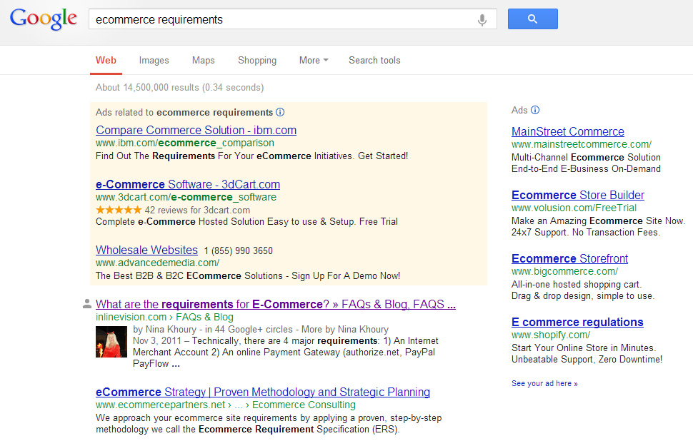 Got Google Authorship Blog WebDesign