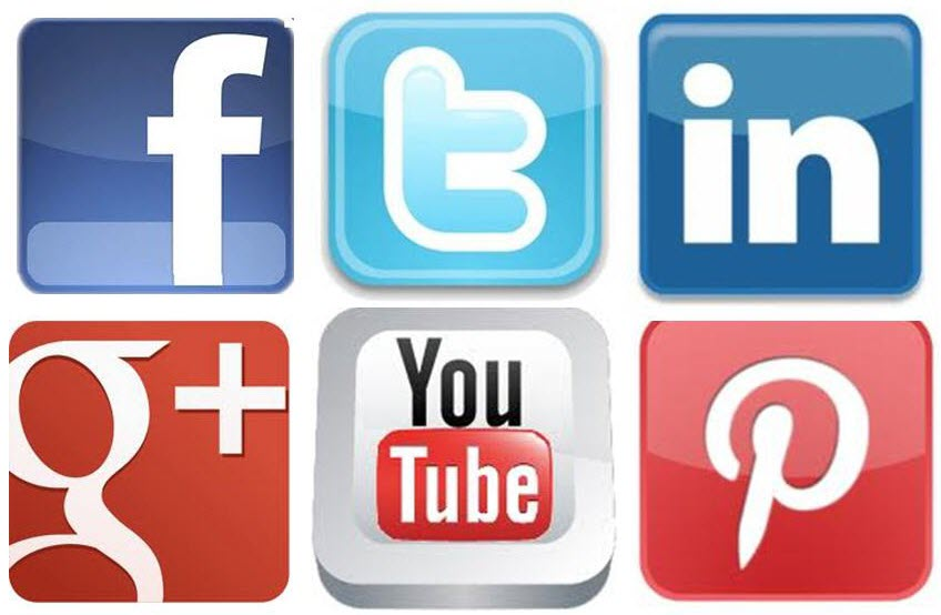 Social media sharing buttons inlinevision web design e commerce