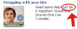 Facebook Ad Fail