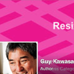 Peg Fitzpatrick tested my template on Guy Kawasaki's page