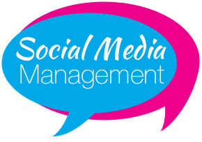social media management - speech bubbles