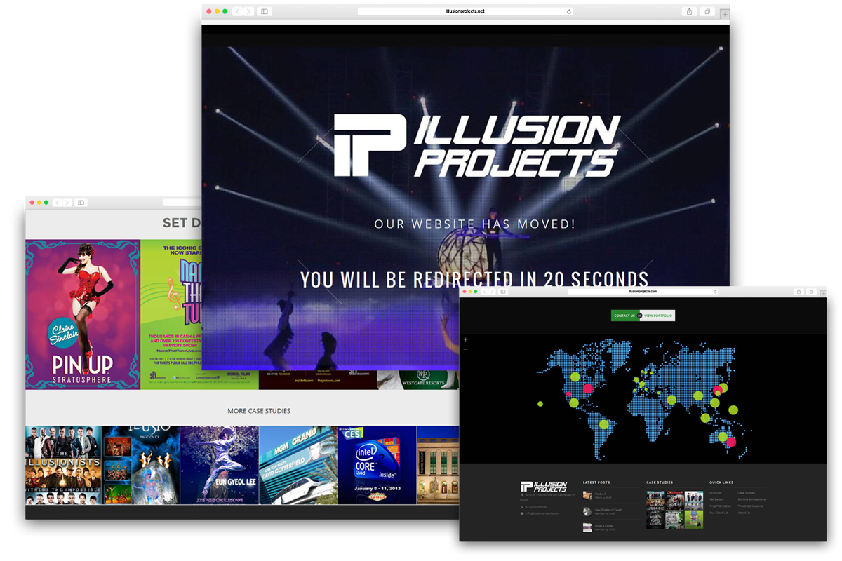 Illusion Projects INC