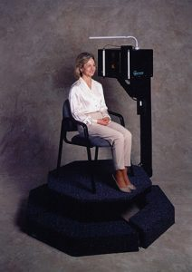 Cyberware 3D Scanner (http://cyberware.com/products/scanners/ps.html)