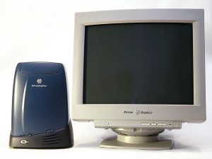 SGI O2 Visual Workstation w/ Monitor