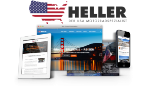 Amerika Heller - USA Motorradreisen