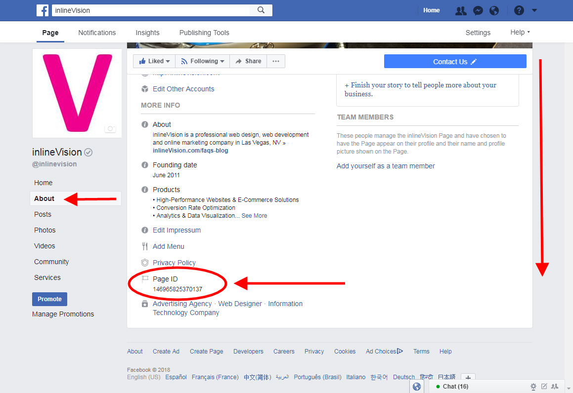 how to i change to latest facebook