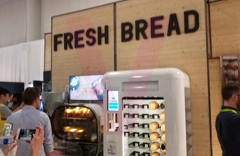 CES 2019 – Fresh Bread