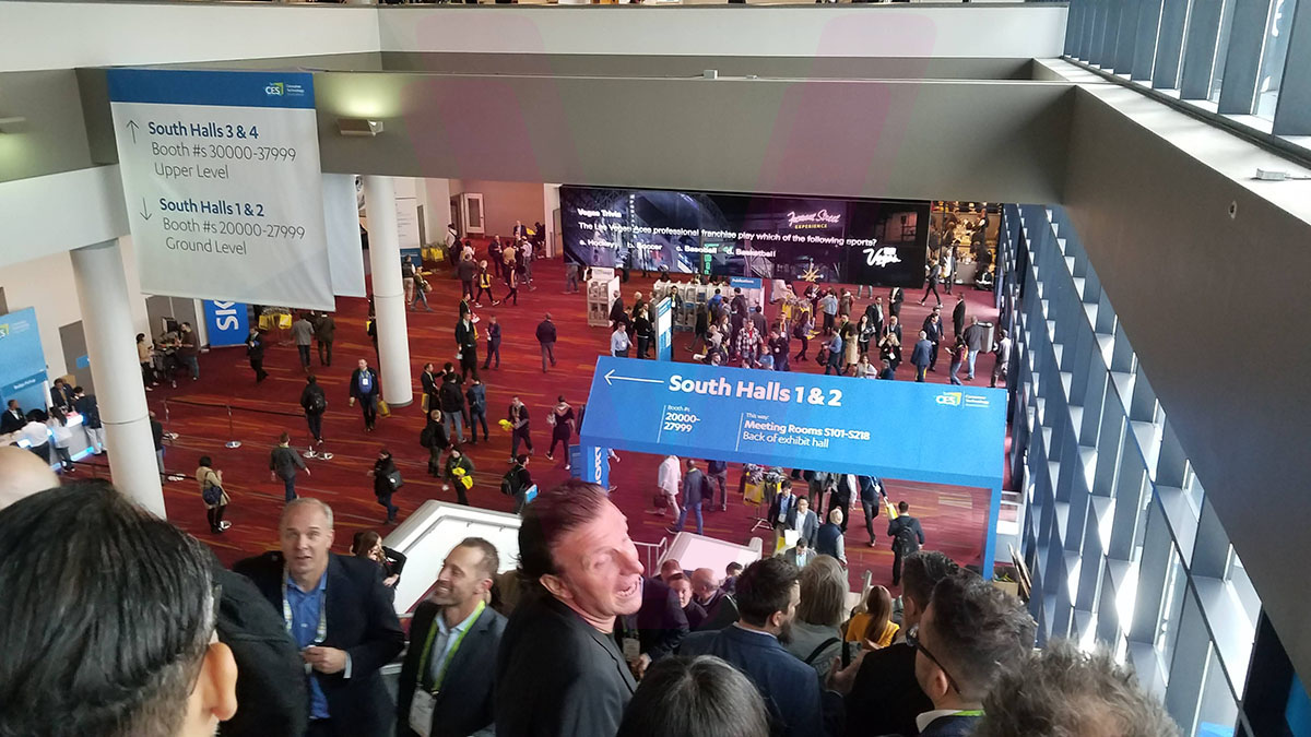 CES2019 - opening day